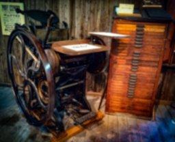 Imprentas y Gráficas